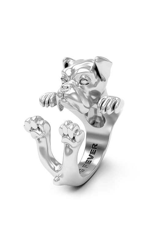 Dog Fever Hug Fashion ring BOXER product image
