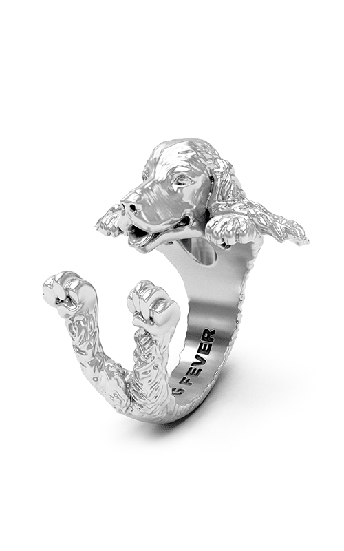 Dog Fever Hug Fashion ring ENGLISH COCKER SPANIEL product image