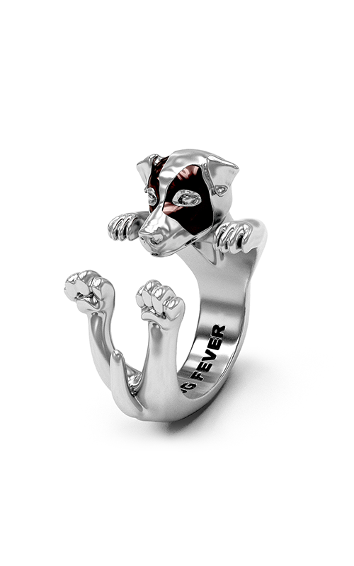 Dog Fever Hug Fashion ring JACK RUSSEL TERRIER product image