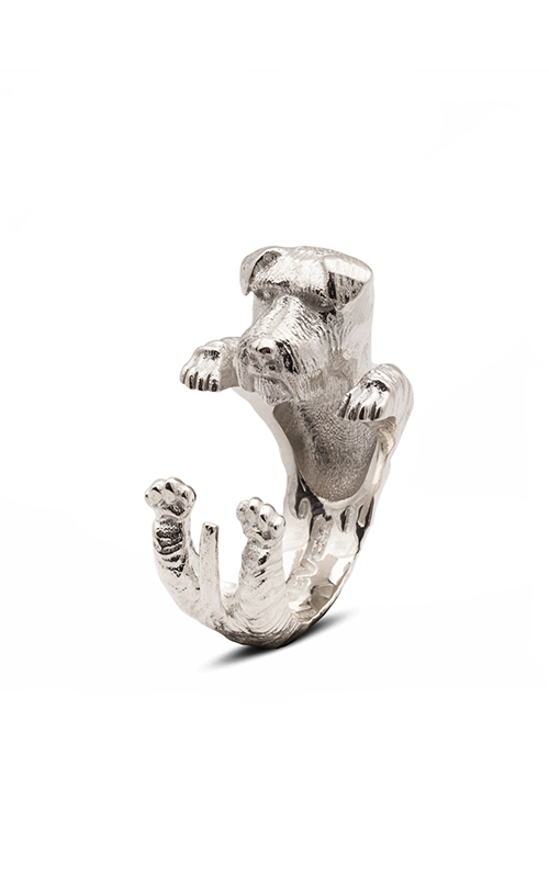 Dog Fever Hug Fashion ring SCHNAUZER product image