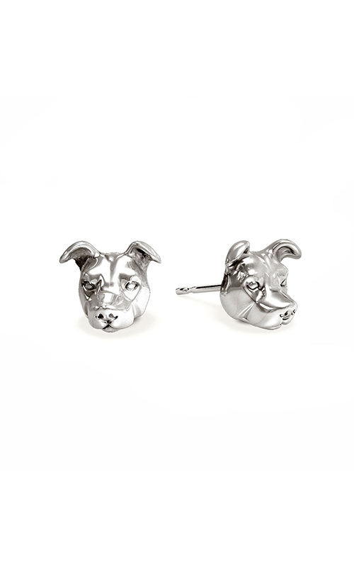 Dog Fever Head Earring AMERICAN STAFFORDSHIRE product image