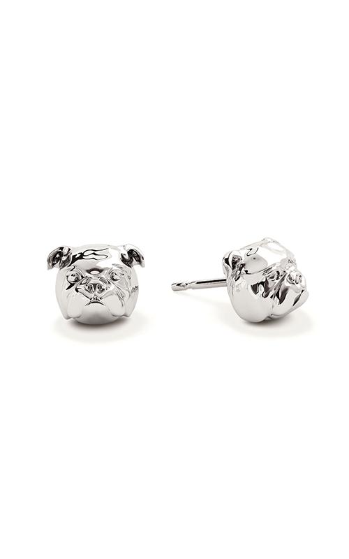 Dog Fever Head Earrings ENGLISH BULLDOG product image