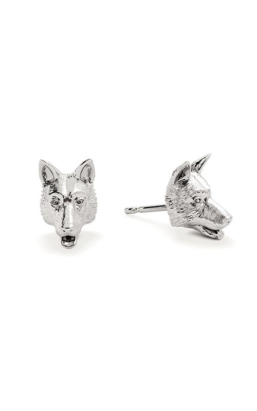 Dog Fever Head Earrings GERMAN SHEPHERD product image