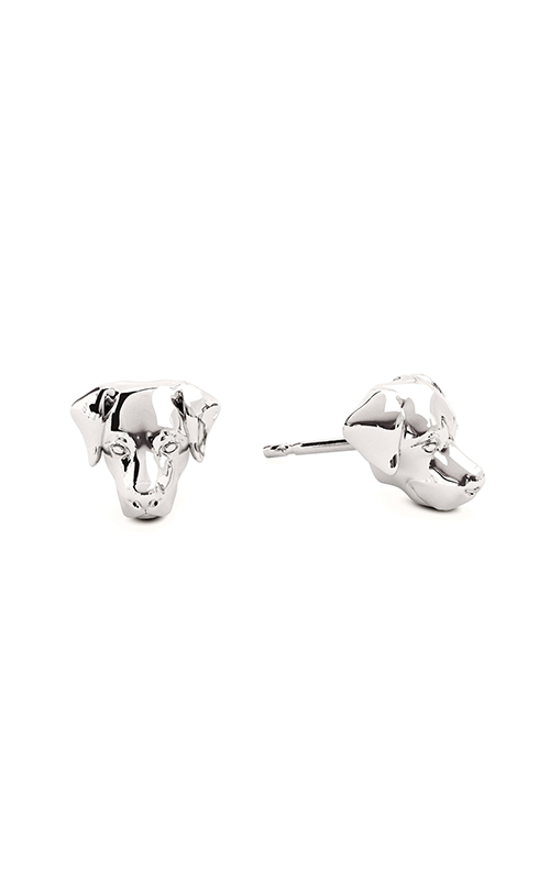 Dog Fever Head Earring LABRADOR product image