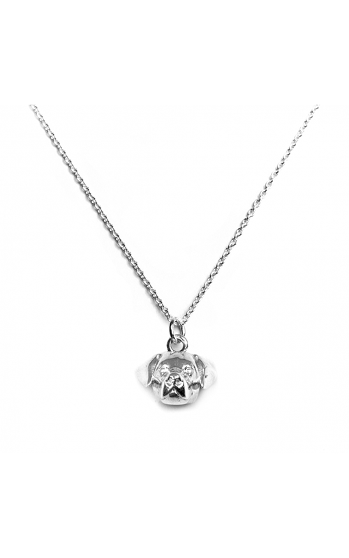 Dog Fever Head Necklace LABRADOR product image