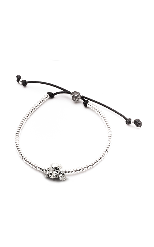Dog Fever Head Bracelet POODLE product image
