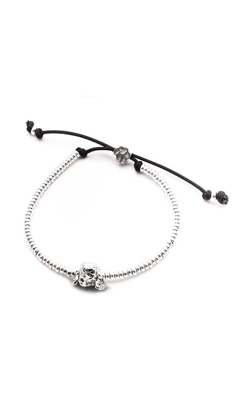 Dog Fever Head Bracelet POODLE product image
