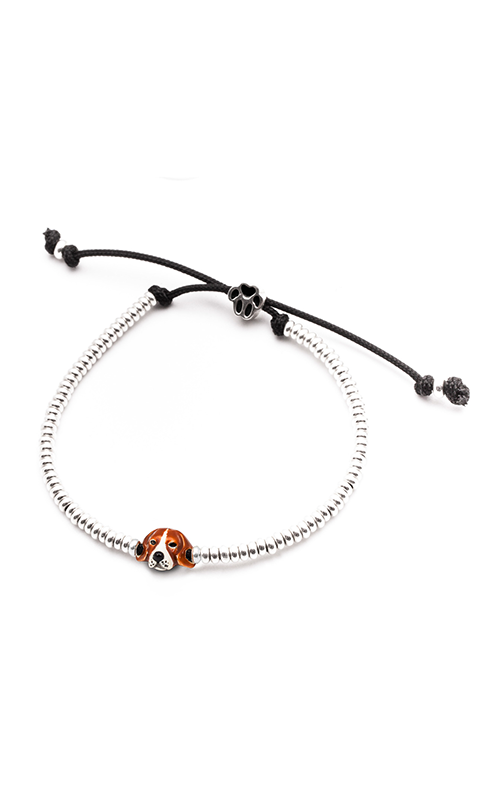 Dog Fever Enameled Head Bracelet BEAGLE product image