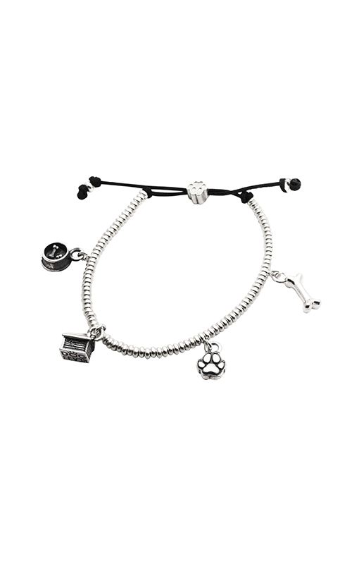 Dog Fever 4 Charms Bracelet 4 CHARMS product image