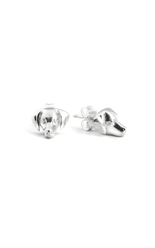 Dog Fever Head Earring WEIMARANER product image