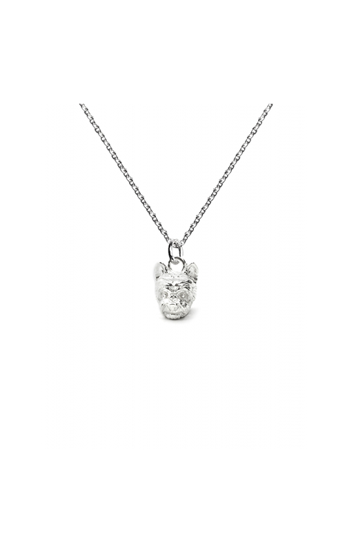 Dog Fever Head Necklace YORKSHIRE TERRIER product image