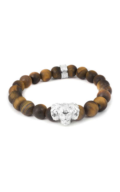 Dog Fever Tiger Eye Beads Bracelet Cavalier King Charles Spaniel product image