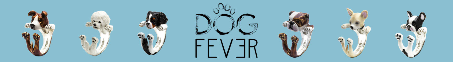 Dog Fever Fashion Rings