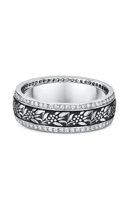 Dora Venetian Lace Wedding Band 126A01G product image