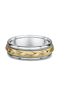 Dora Braided & Cable Wedding Band 150A02G product image