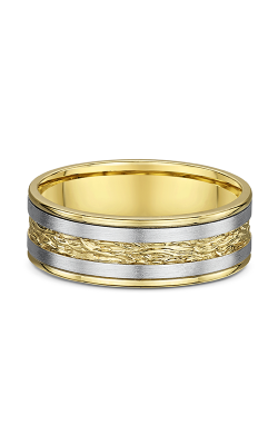 Dora Carved & Engraved Wedding band 568A00G product image