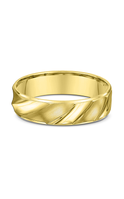 Dora Carved & Engraved Wedding Band 624B00G product image