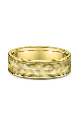 Dora Contemporary Wedding Band 625B00G product image