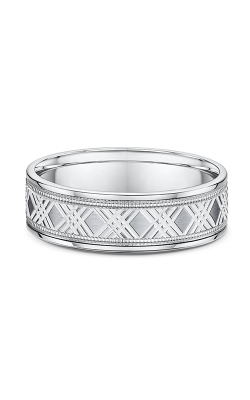 Dora Carved & Engraved Wedding Band 626B00G product image
