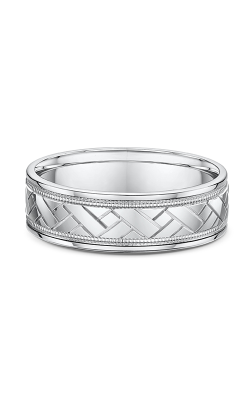 Dora Carved & Engraved Wedding Band 627B00G product image