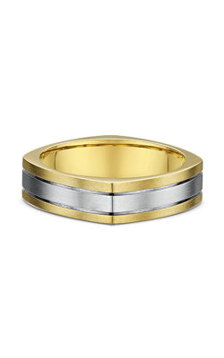 Dora Contemporary Wedding Band 651A00T product image