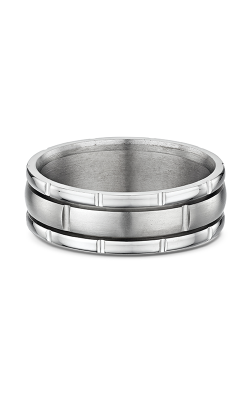 Dora Titanium Carved & Engraved Wedding band 673A00T product image