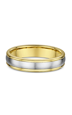 Dora Traditional Wedding band 808A03G product image