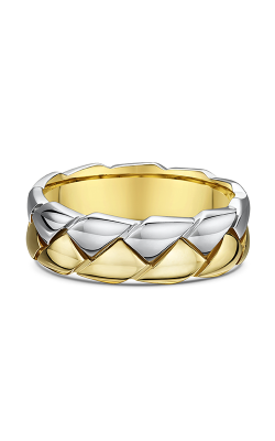 Dora Carved & Engraved Wedding Band 912A00G product image