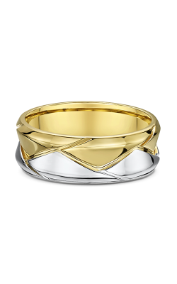 Dora Carved & Engraved Wedding Band 930A00G product image