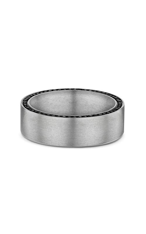 Dora Titanium & Men's Diamond Wedding Band 132B01TI product image