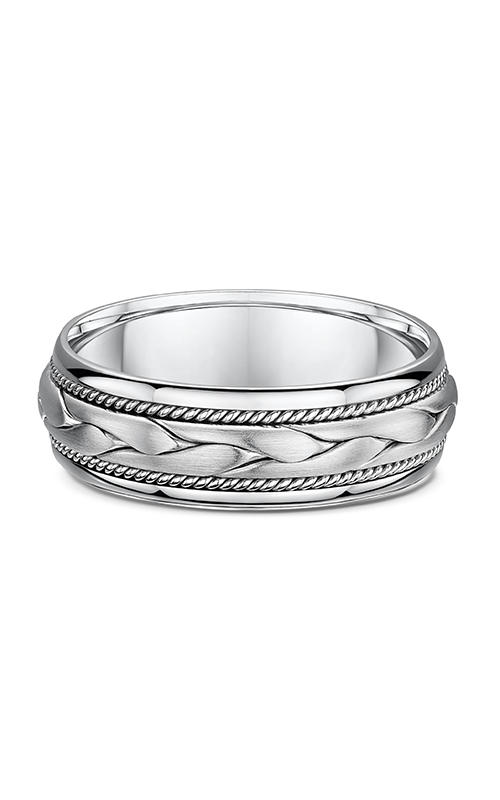 Dora Braided & Cable Wedding Band 150A01G product image