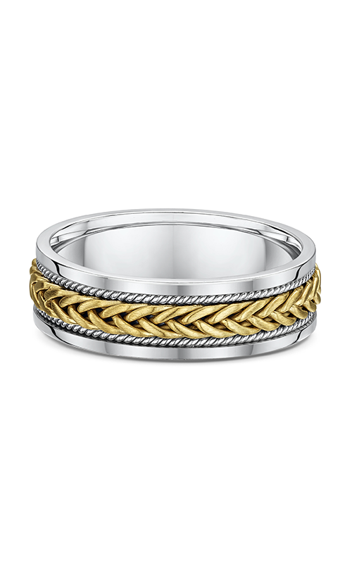 Dora Braided & Cable Wedding band 158A02G product image