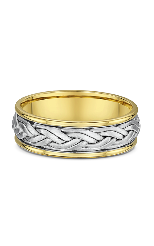 Dora Braided & Cable Wedding band 287B00G product image