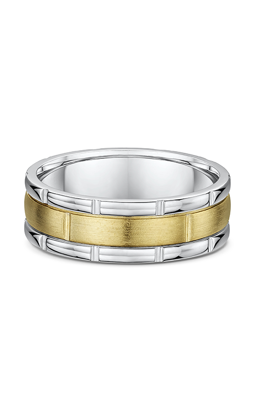 Dora Carved & Engraved Wedding Band 403A02G product image