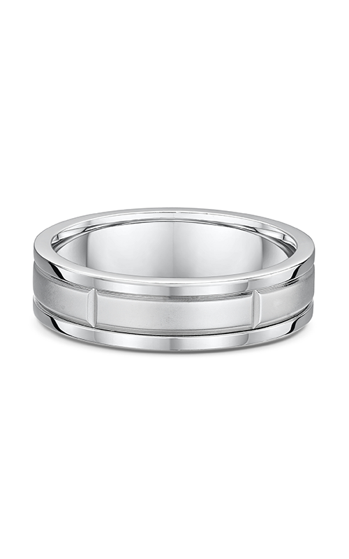 Dora Carved & Engraved Wedding Band 417A02G product image