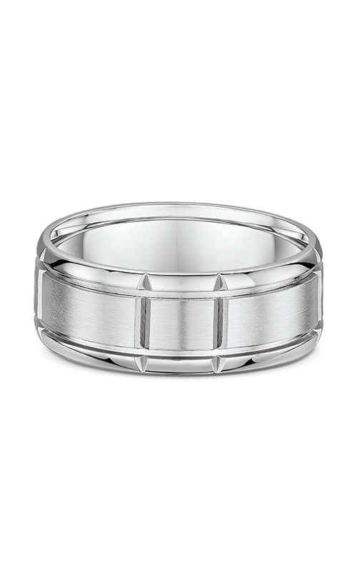 Dora Carved & Engraved Wedding band 418A01G product image