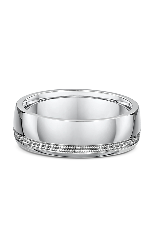 Dora Contemporary Wedding band 589A00G product image