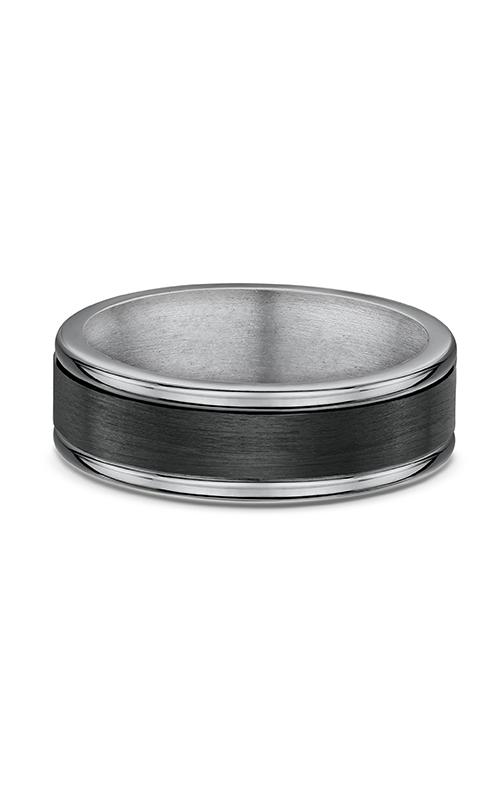Dora Titanium & Carbon Fiber Wedding Band 589B01T product image