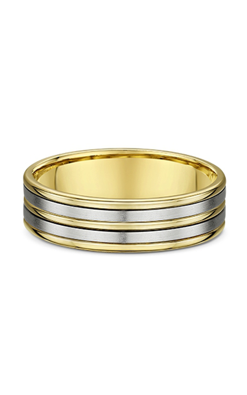 Dora Traditional Wedding band 641A00T product image