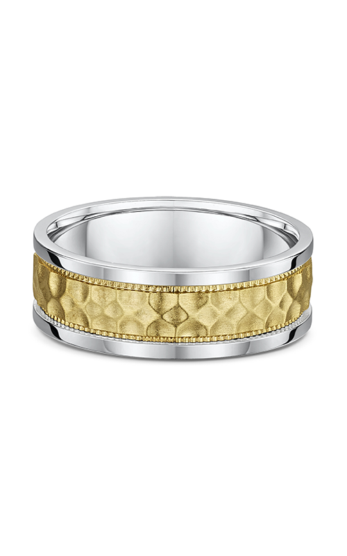 Dora Carved & Engraved Wedding Band 668A00G product image