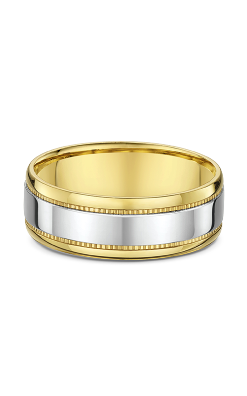 Dora Contemporary Wedding band 697A00G product image