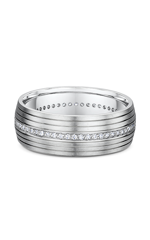 Dora Men's Diamond Wedding Band 781A02G product image