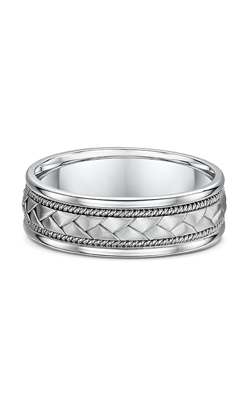 Dora Braided & Cable Wedding Band 787A00G product image