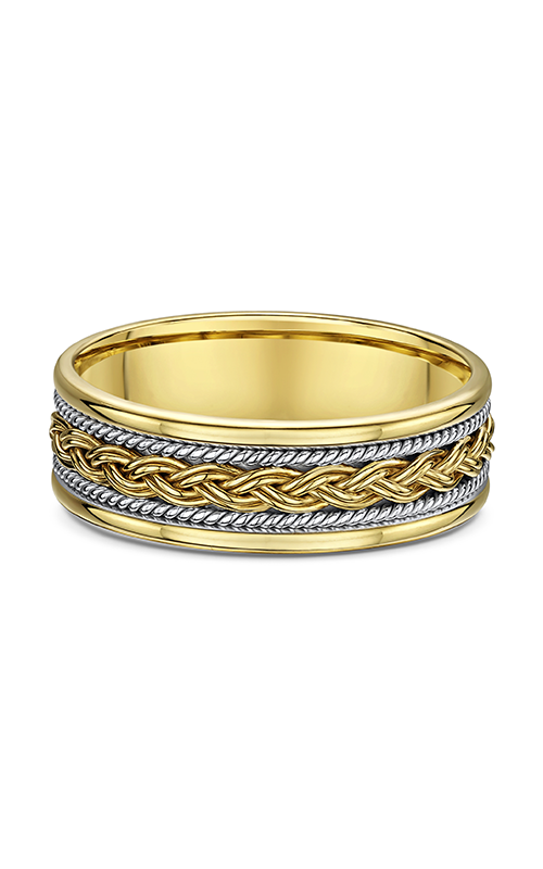 Dora Braided & Cable Wedding band 789A01G product image