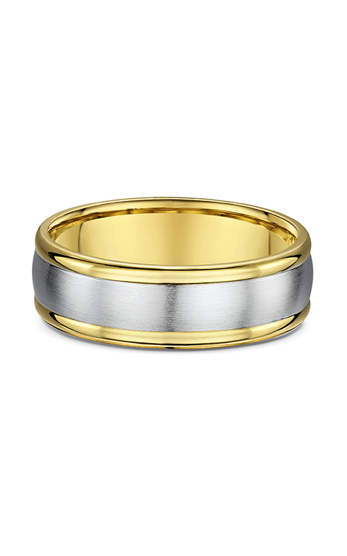 Dora Traditional Wedding band 808A04G product image