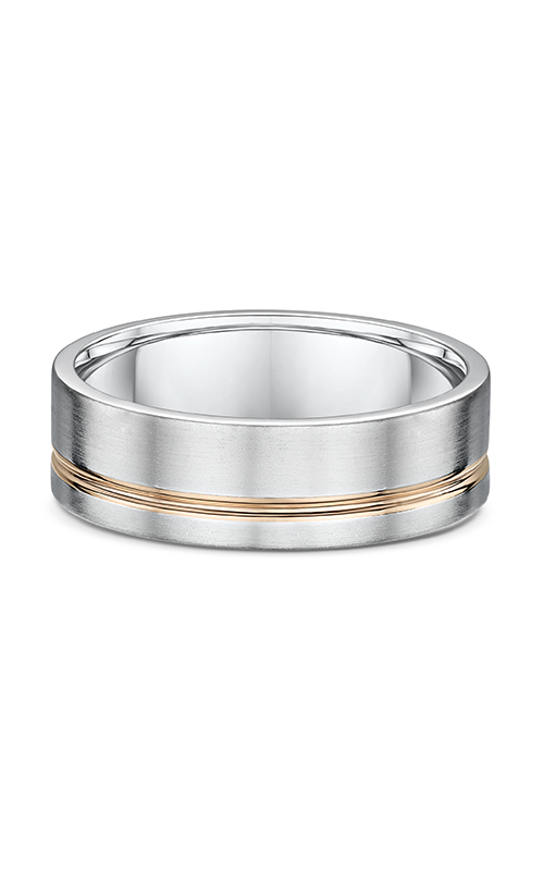 Dora Contemporary Wedding Band 812A00G product image