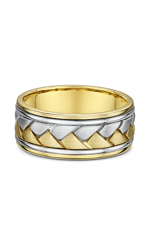 Dora Carved & Engraved Wedding band 913A00G product image