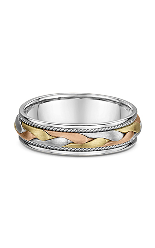 Dora Braided & Cable Wedding band 150A05 product image