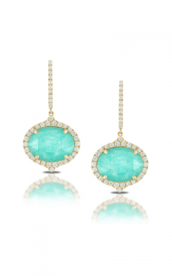 Doves by Doron Paloma Amazonite Earrings E6232AZ-1 product image