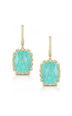 Doves By Doron Paloma Amazonite Earring E6569AZ product image